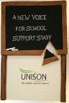 Unison school support staff picture
