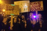 Save Gedling School Evening March 25th November 2010